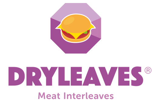 Dryleaves Meat Interleaves logo.